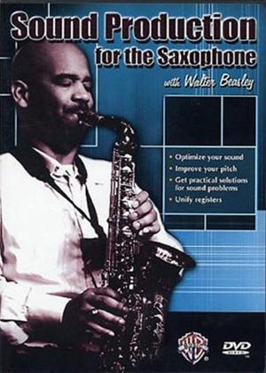 Rent Walter Beasley: Sound Production for Sax Online DVD Rental