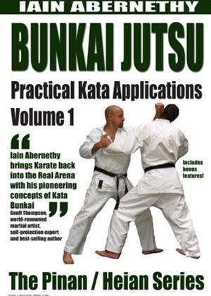 Rent Iain Abernethy's Bunkai Jutsu: Vol.1 Online DVD Rental