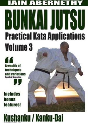 Rent Iain Abernethy's Bunkai Jutsu: Vol.3 Online DVD Rental
