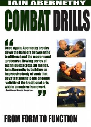 Rent Iain Abernethy's Combat Drills Online DVD Rental