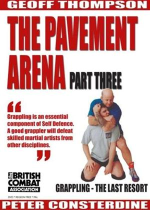 Rent Pavement Arena 3: Grappling: The Last Resort Online DVD Rental