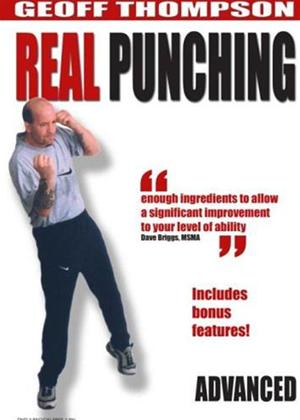 Rent Real Punching: Advanced Punching Techinques Online DVD Rental