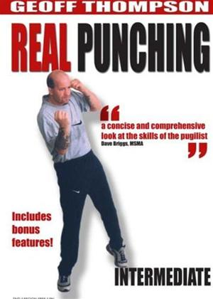 Rent Real Punching: Intermediate Punching Techniques Online DVD Rental