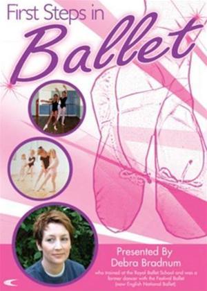 Rent First Steps in Ballet Online DVD Rental