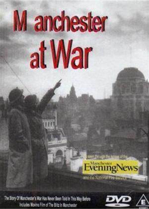 Rent Manchester at War Online DVD Rental
