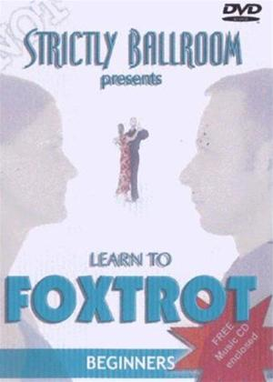 Rent Learn to Foxtrot: Beginners Online DVD Rental