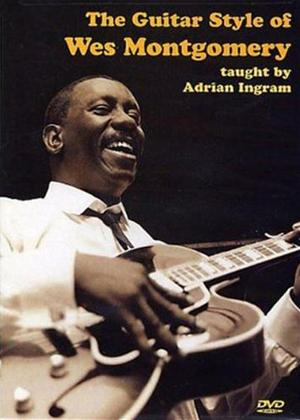 Rent The Guitar Style of Wes Montgomery Online DVD Rental