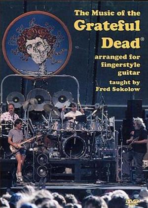 Rent Fred Sokolow: The Music of The Grateful Dead Online DVD Rental