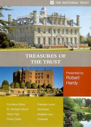 Rent Treasures of the Trust Online DVD Rental