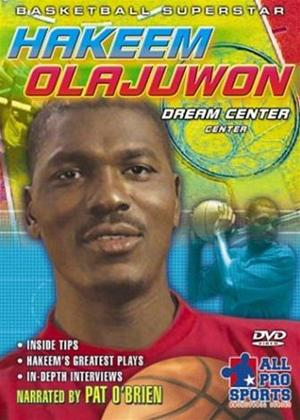Rent The Centre: Hakeem Olajuwon Online DVD Rental