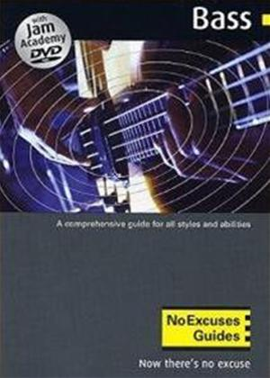 Rent No Excuses Bass Guide Online DVD Rental