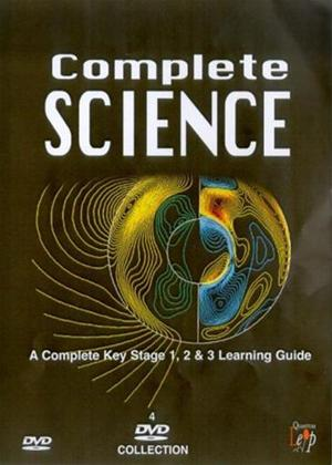 Rent Complete Science: Key Stage 1, 2 and 3 Online DVD Rental