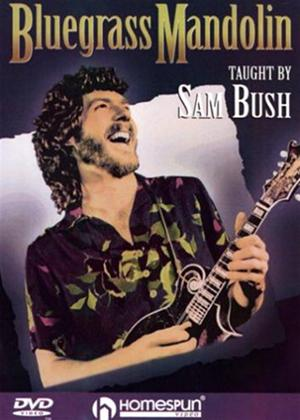 Rent Sam Bush: Bluegrass Mandolin Online DVD Rental