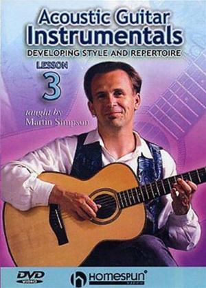 Rent Acoustic Guitar Instrumentals 3 Online DVD Rental