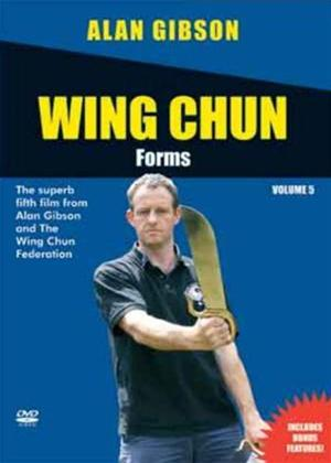 Rent Wing Chun: Forms Online DVD Rental