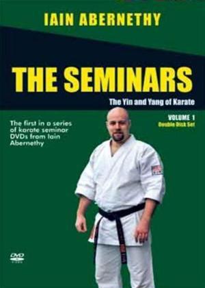 Rent Iain Abernethy: The Ultimate Karate Seminars: Vol.1 Online DVD Rental