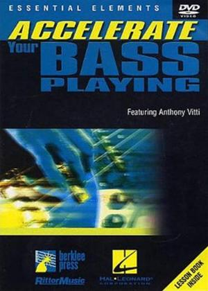 Rent Accelerate Your Bass Playing Online DVD Rental