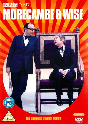Rent Morecambe and Wise: Series 7 Online DVD & Blu-ray Rental