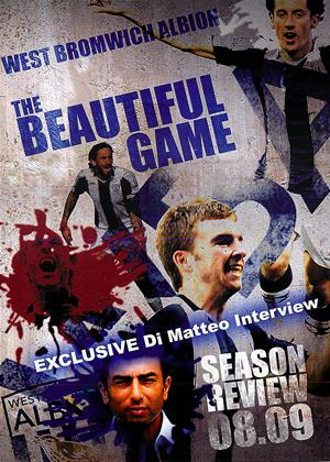 Rent West Bromwich Albion Season Review 2008/2009: The Beautiful Games Online DVD Rental