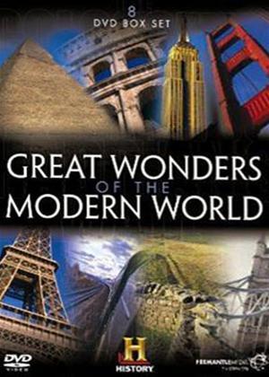 Rent Great Wonders of the Modern World Online DVD Rental