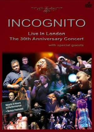 Rent Incognito: Live in London Online DVD Rental