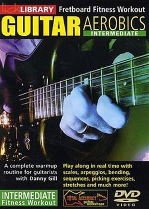 Rent Guitar Aerobics Intermediate Online DVD Rental