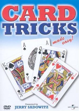 Rent Card Tricks Made Easy Online DVD Rental
