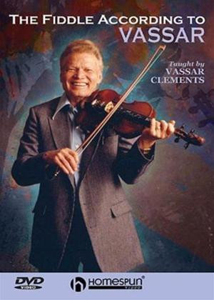Rent Vassar Clements: The Fiddle According to Vassar Online DVD Rental