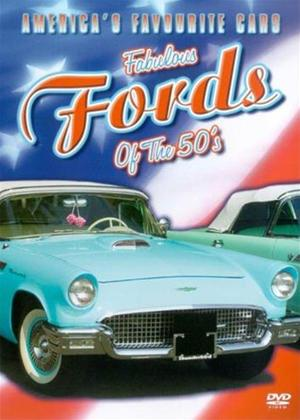 Rent America's Favourite Cars: Fabulous Ford of the 50's Online DVD Rental