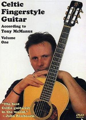 Rent Celtic Fingerstyle According to Tony McManus: Vol.1 Online DVD Rental