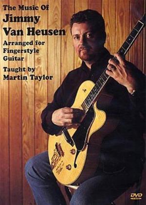 Rent Martin Taylor: The Music of Jimmy Van Heusen Online DVD Rental
