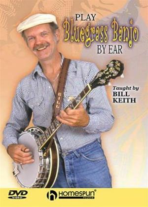 Rent Play Bluegrass Banjo by Ear Online DVD Rental