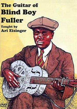 Rent Ari Eisinger: Guitar of Blind Boy Fuller Online DVD Rental