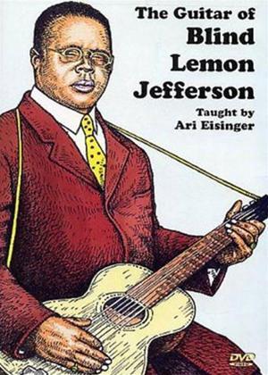 Rent Ari Eisinger: Guitar of Blind Lemon Jefferson Online DVD Rental