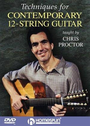 Rent Techniques for Contemporary 12 String Guitar Online DVD Rental