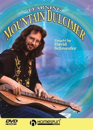 Rent David Schnaufer: Learning Mountain Dulcimer Online DVD Rental