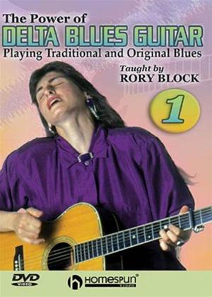 Rent Rory Block: The Power of The Delta Blues Guitar: Vol.1 Online DVD Rental