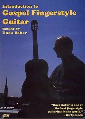 Rent Introduction to Gospel Fingerstyle Taught by Duck Baker Online DVD Rental