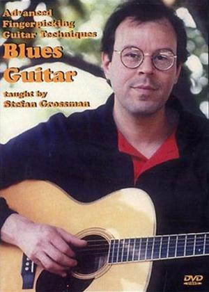 Rent Advanced Fingerpicking Guitar Techniques: Blues Taught by Stefan Grossman Online DVD Rental