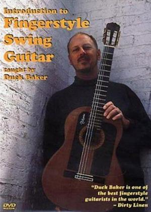 Rent Introduction to Fingerstyle Swing Taught by Duck Baker Online DVD Rental