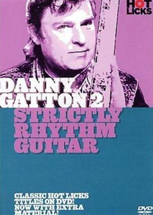 Rent Hot Licks: Danny Gatton 2: Strictly Rhythm Guitar Online DVD Rental