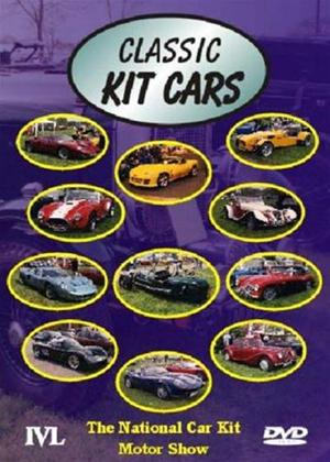 Rent Classic Kit Cars Online DVD Rental