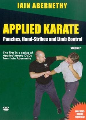 Rent Iain Abernethy's Applied Karate: Vol.1 Online DVD Rental