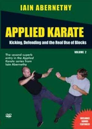 Rent Iain Abernethy's Applied Karate: Vol.2 Online DVD Rental