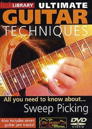 Rent Ultimate Sweep Picking Techniques Online DVD Rental