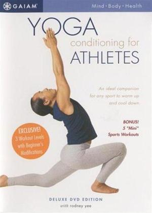 Rent Yoga: Conditioning for Athletes Online DVD Rental