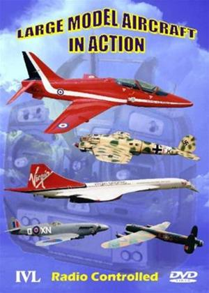 Rent Large Model Aircraft in Action Online DVD Rental