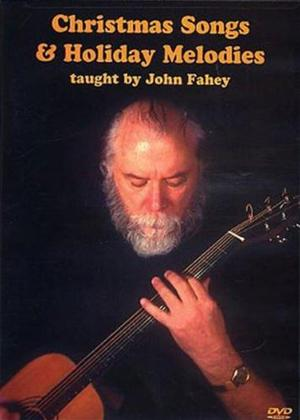 Rent John Fahey: Christmas Songs and Holiday Melodies Online DVD Rental