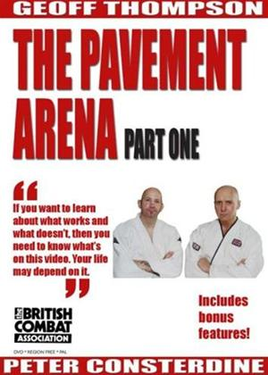 Rent Pavement Arena 1: Adapting Martial Arts for the Streets Online DVD Rental