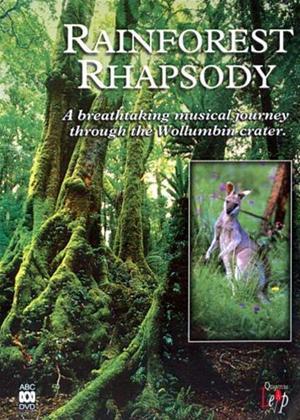 Rent Rainforest Rhapsody Online DVD Rental